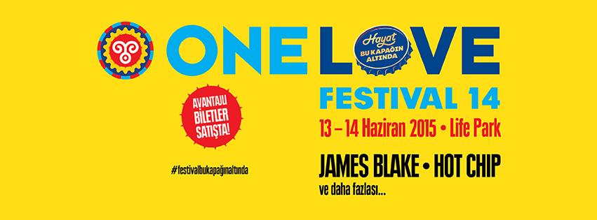 One Love Festival 14